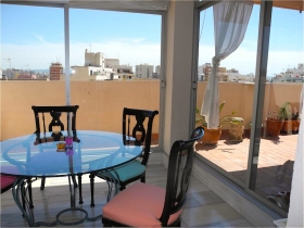 Rented! Duplex penthouse with large terrace