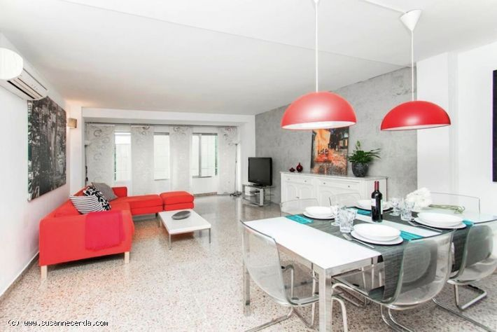 Sold! Spacious apartment in the center of Palma.