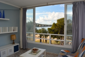 Reserved! Cozy 1 bedroom apartment on the beach of Santa Ponsa