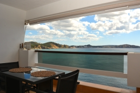 Apartment with sea views in Cala Fornells