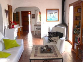 Reserved! Idyllic finca with a lot of potential